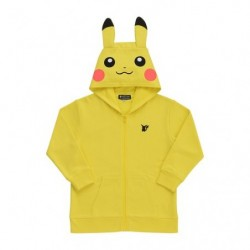 Parka Pikachu Ears Kids Anti UV japan plush