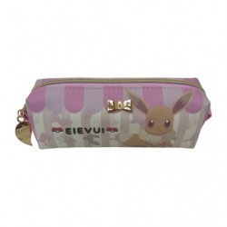 Pencil Case Eevee Ribbon japan plush