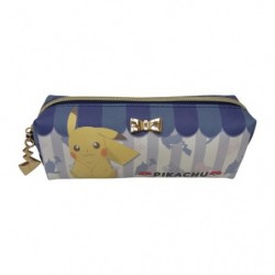 Pencil Case Pikachu Ribbon japan plush
