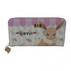 Wallet Eevee Ribbon japan plush