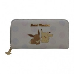 Wallet Eevee Pikachu japan plush