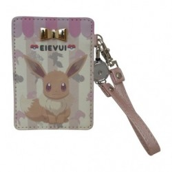 Pass Case Eevee japan plush