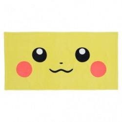 Mini Bath Towel Pikachu japan plush