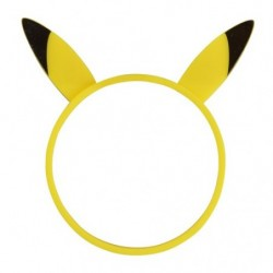 Rubber Band Camera Pikachu Ears japan plush