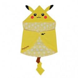 Hood Pikachu and Tail KIDS japan plush