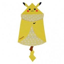 Hood Pikachu and Tail japan plush