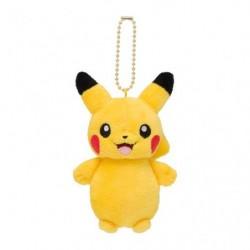 Keychain Plush Pika Pika Pikachu japan plush