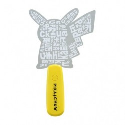 Lighting Sticker PIKACHU japan plush