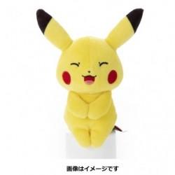 Peluche Pikachu Souriant