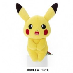 Peluche Pikachu Surprise japan plush