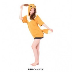 Summer Costume Eevee japan plush