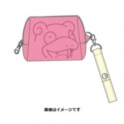 Mini pouch Slowpoke japan plush