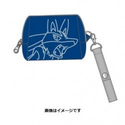 Mini pouch Lucario japan plush