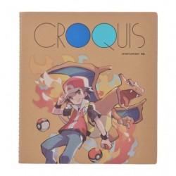Crocky book Pokémon Trainers Male characters japan plush