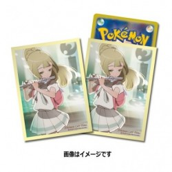 Pokemon Card Sleeves Lillie Ritual at the altar japan plush