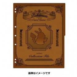 Refill Collection File Pokémon Card Game japan plush