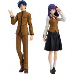 figma Shinji Matou & Sakura Matou Fate/stay night: Heaven's Feel japan plush