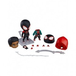 Nendoroid Miles Morales: Spider-Verse Edition DX Ver. Spider-Man: Into the Spider-Verse japan plush