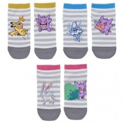 Short Socks Gengar Cool 3 Set U1 japan plush
