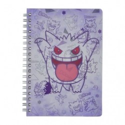 B6 Ring Note Cool Gengar japan plush