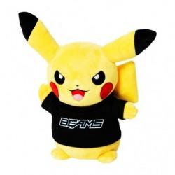 Peluche Pikachu Beams japan plush