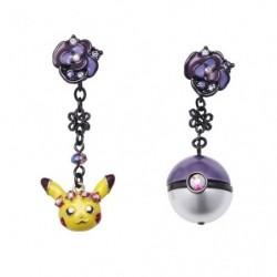 ANNA SUI Boucle d'oreilles Pikachu japan plush
