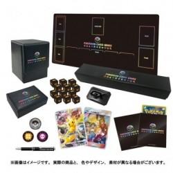 Collection Limitée Pokémon Box Master Battle Set japan plush