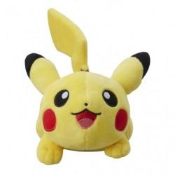 Peluche Pikachu en Course japan plush