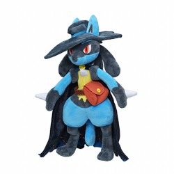 Peluche Lucario Halloween 2019 japan plush