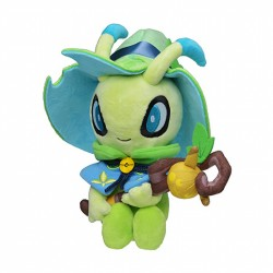 Peluche Celebi Halloween 2019 japan plush