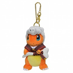 Plush Keychain Charmander Halloween 2019 japan plush