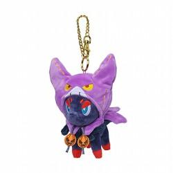 Peluche porte-clés Zorua Halloween 2019 japan plush