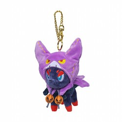 Plush Keychain Zorua Halloween 2019 japan plush
