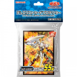 YuGiOh Card Sleeves Warriors Strike japan plush