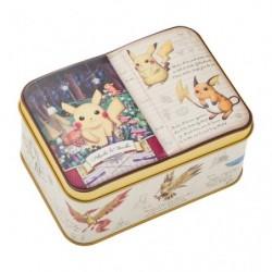 Chocolate Box Pokemon Researcher Collection japan plush