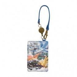 Pass Case Legendary Pokemon Researcher Collection japan plush