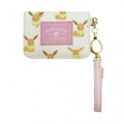 Open Pass Case Eevee japan plush
