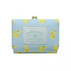 Compact Wallet Pikachu japan plush