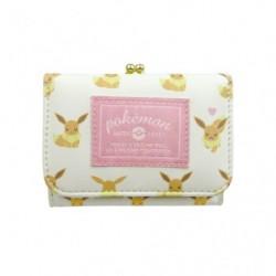 Compact Wallet Eevee japan plush