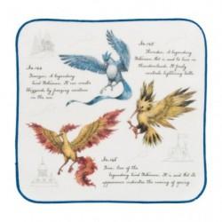 Hand Towel Legendary Pokemon Researcher Collection japan plush