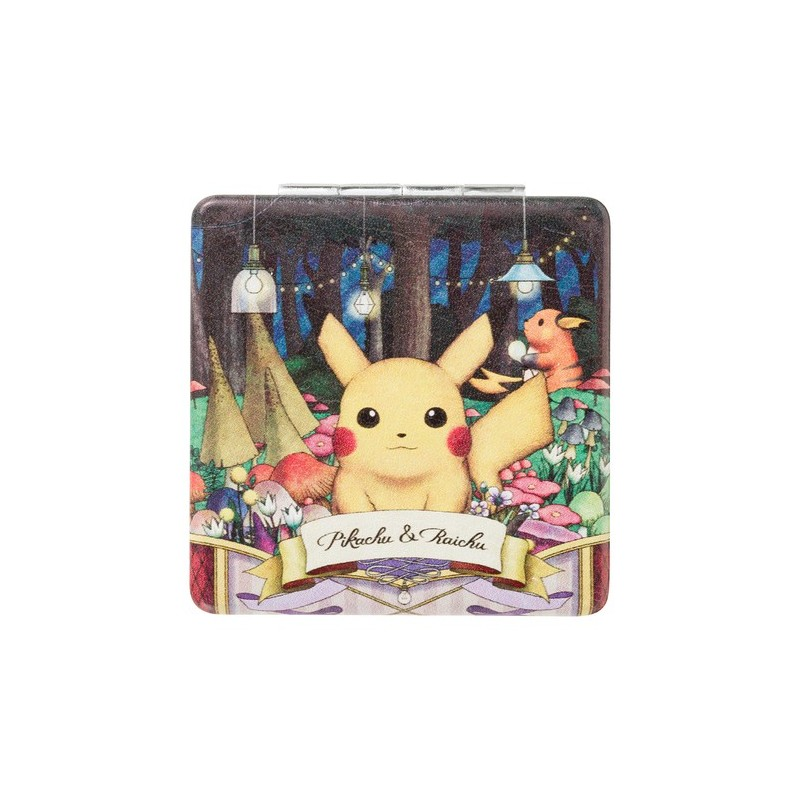 Cover Pokemon Pikachu Raichu Researcher