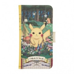 Smartphone Cover Pokemon Pikachu Raichu Researcher Collection japan plush