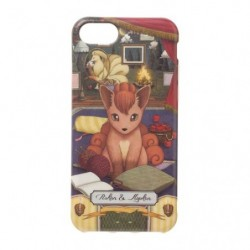 Soft Cover Smartphone Pokemon Vulpix Researcher Collection japan plush