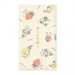 Sac Pikachu number 025 Fruit japan plush