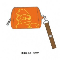 Mini Pocket Growlithe japan plush