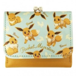 Tri-Fold Wallet Eevee japan plush