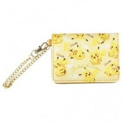 IC card case Pikachu japan plush