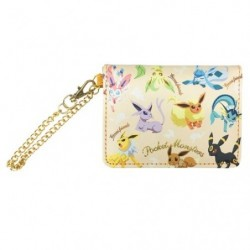 IC card case Eevee evolution type japan plush
