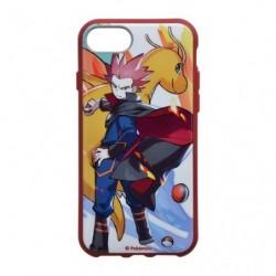 Smartphone Cover Pokémon Trainers Wataru and Dragonite japan plush