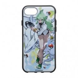 Smartphone Coque Entraineur Pokémon N et Reshiram japan plush